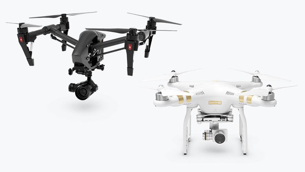 Mau drone moi cua DJI