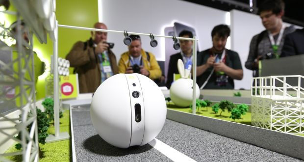 Robot LG Rolling Bot