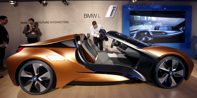 Xe BMW iVision