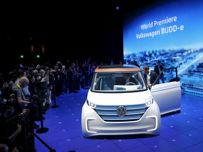 Xe Volkswagen Budd-e