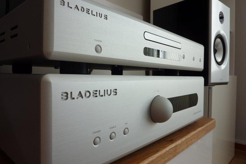Power ampli Bladelius Frej dep