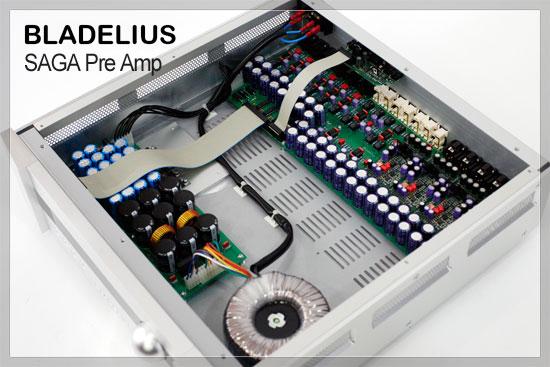 Pre ampli Bladelius Saga Mk.II
