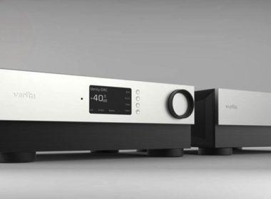 Ampli Verity Audio AMP-45 va bo giai ma Verity DAC chuan