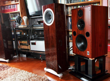 Loa Tannoy Definition DC10A chuan