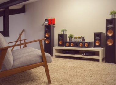 dòng loa Klipsch Reference Premiere chinh hang