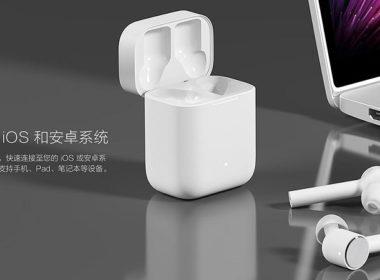 Tai nghe Xiaomi true wireless chuan