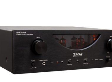 Ampli hybrid TAGA Harmony HTA-2500B chuan