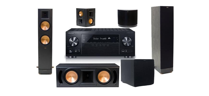 ampli Pioneer VSX-831
