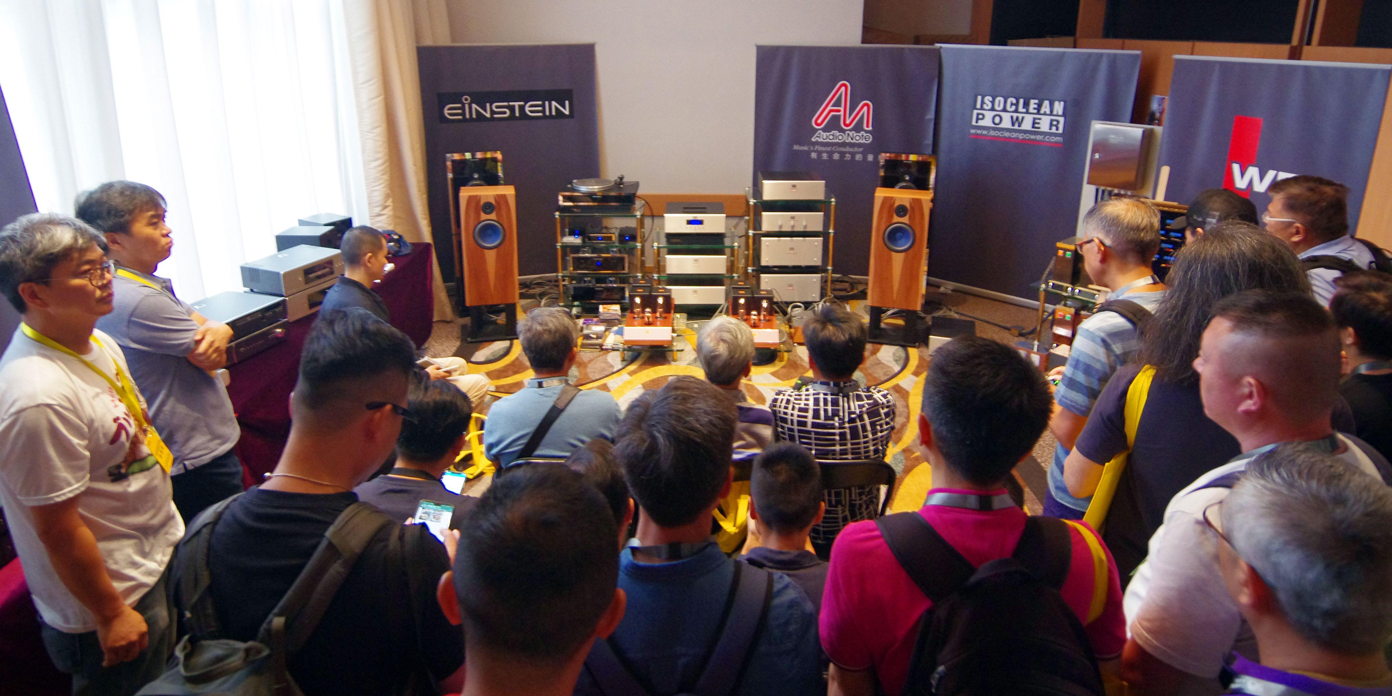 hong kong high end audio visual show 2019 quy mo